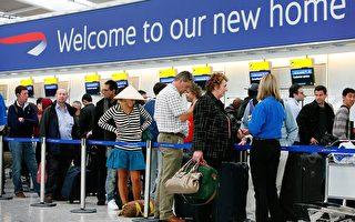 希斯罗机场混乱持续 迷航行李堆积如山