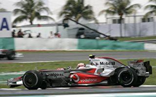 邁凱輪F1車隊2008巴林大獎賽前瞻