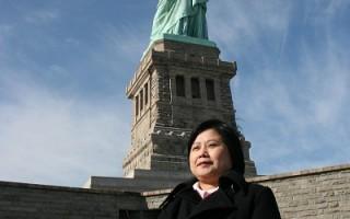 章翠英就中國人權問題致函澳洲總理