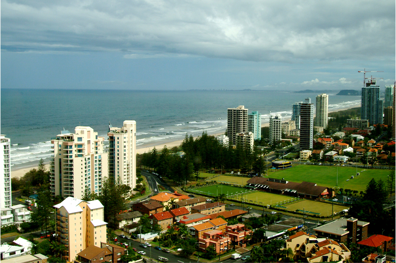 归侨在推动黄金海岸房产市场热潮