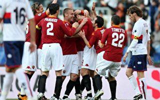 意甲第32轮:一分钟连失2球罗马赢得好悬 一分钟终场远射尤文输得真惨