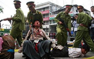 外電﹕中共對西藏僧侶洗腦迫害