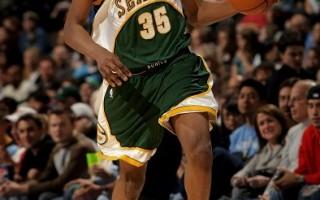 NBA西雅圖告別戰 杜蘭特落淚 佩頓現身