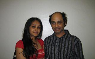 著名印度舞蹈家:神韵编舞完美无缺