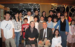 世界级华裔青年小提琴家新州献技