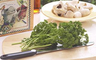 常吃白蘑菇防骨质疏松症