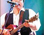 """■""""昊恩家家""""的吴昊恩鼓励音乐爱好者参加原创音乐奖竞赛。(角头音乐提供)"""