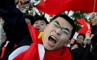 澳媒报导奥火传递途中的零星暴力冲突
