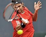 智利选手龚萨雷兹( Fernando Gonzalez )/AFP/Getty Images