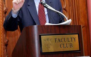 大衛‧喬高麥吉爾大學陳述活摘器官更多證據