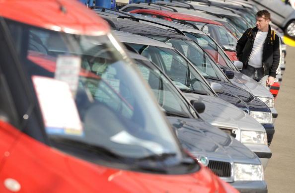 異鄉生活(92)美國政府汽車拍賣會