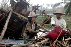 歐盟官員:緬甸稻米庫存被毀 可能出現饑荒