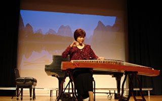 「芝音小集音樂會」 首次使用投影背景