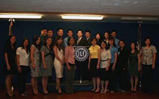 优秀亚裔学生暑期进联邦政府实习