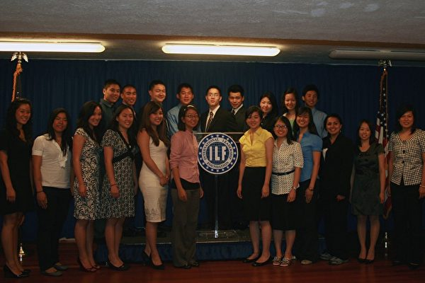 優秀亞裔學生暑期進聯邦政府實習