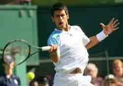 溫布頓網賽男單  前後任澳網冠軍狹路相逢