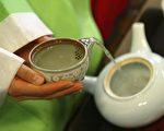 饮料界的绿巨人:多喝绿茶 头好壮壮