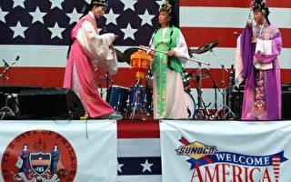 費城慶祝獨立日 週三晚上戶外游