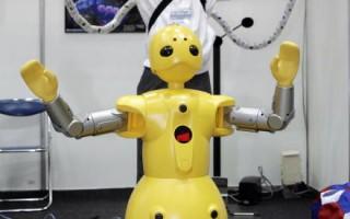 机器人 要上舞台当主角