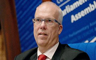 歐理會副主席籲歐衛恢復新唐人信號