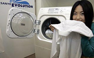 神奇节能洗衣机 洗衣只需一杯水