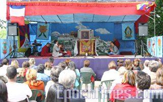 達賴喇嘛生日 旅法藏人舉辦活動慶祝