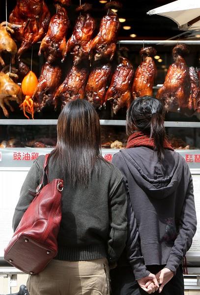 倫敦查封中餐館烤爐  烤鴨恐被驅逐出境