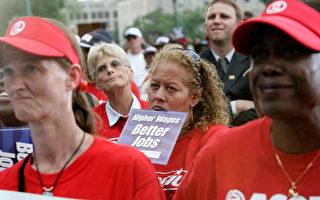 美國最低時薪調漲 成6.55美元