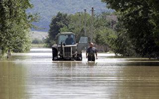 中歐大水  烏克蘭13死  德西南部淹水