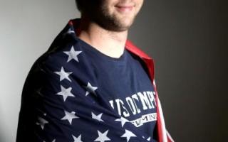 美國游泳選手伊恩.克羅克