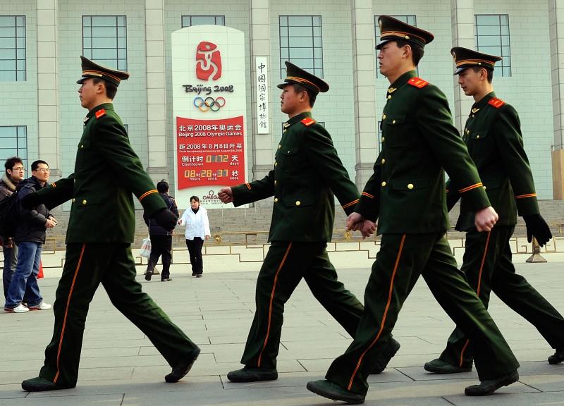 因應中共超限戰 台前國代:重建國安系統