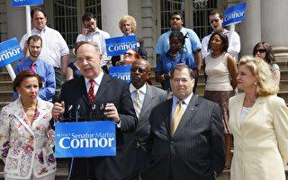 國會議員支持康納競選連任