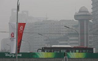 組圖:奧運前夕 空氣質量仍受指責