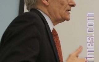 麥塔斯澳墨爾本演講  吸引法律界人士