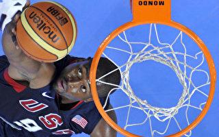 奧運男籃  美國隊逞威  119:82痛宰西班牙