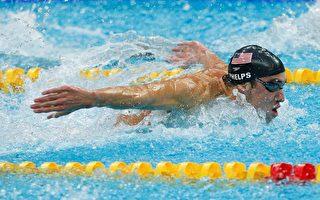 NASA測試低阻泳裝 助美健兒破奧運記錄
