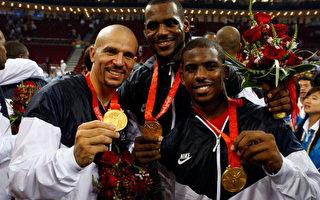 奧運籃球  美國夢幻隊如願抱走男籃金牌