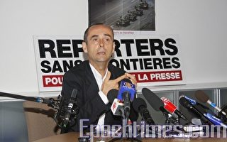 記者無疆界嚴厲批評奧委會主席及法總統