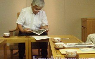百萬反迫害簽名送達日本兵庫縣部份市政廳
