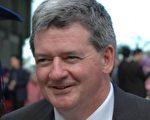 加拿大西门菲莎大学犯罪学(Criminology)副教授大卫. 麦可阿力斯特 (David MacAlister)。(David MacAlister提供图片)