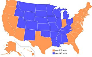 SAT与ACT:何者赢得大学入学?