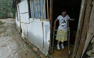 外電:北京被迫承認中國殘疾人處境堪憂