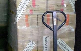 台消基会:中国食品恐慌潮在台延烧