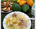 青木瓜排骨汤自古就是天然的丰胸圣品(摄影:杨美琴/大纪元)