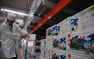 中国毒奶粉引起国际反思对华贸易