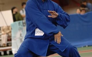 【冠军风采】武术大赛男子内家拳 武当夺冠