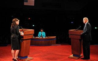 美副总统候选人辩论  势均力敌