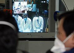 SARS疑中共生化战剂 立委要国安局说明