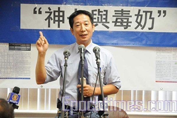 刘国华:中共领导人亲自参与神七造假
