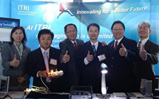 台交流二极管照明 获R&D百大创新科技奖